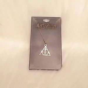 """Jewelry - Harry Potter """"Deathly Hallows"""" Necklace"""